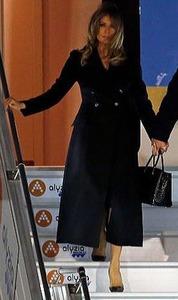 Женское чёрное зимнее пальто арт. 801