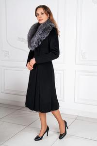 Женское зимнее пальто - юбка годэ рт.902