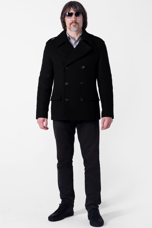 Мужское зимнее пальто арт.304