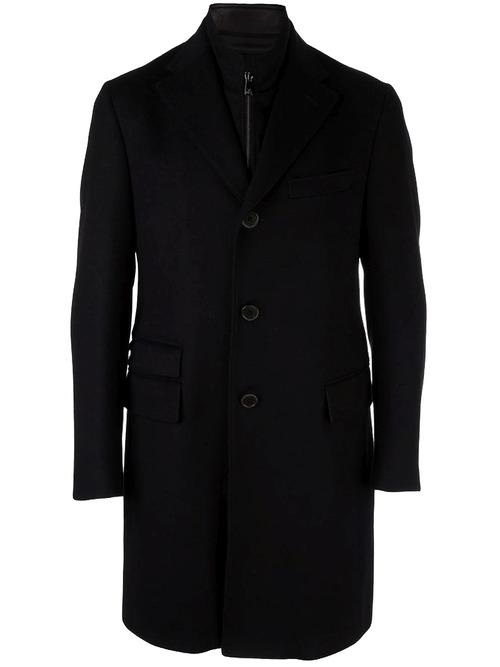 Мужское зимнее пальто арт.104