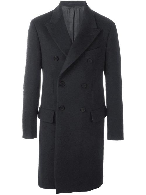 Мужское зимнее пальто арт.103