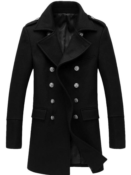 Мужское зимнее пальто арт.302