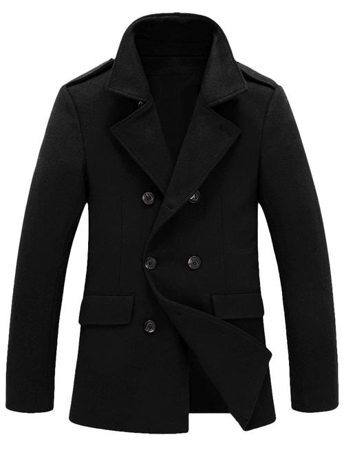 Мужское зимнее пальто арт.401