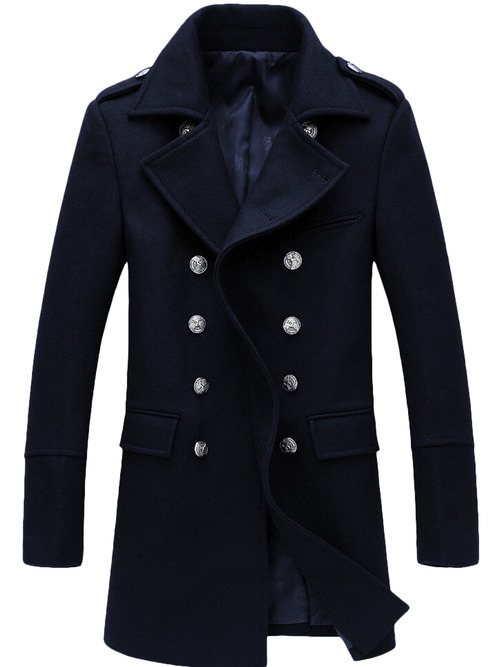 Мужское зимнее пальто арт.303