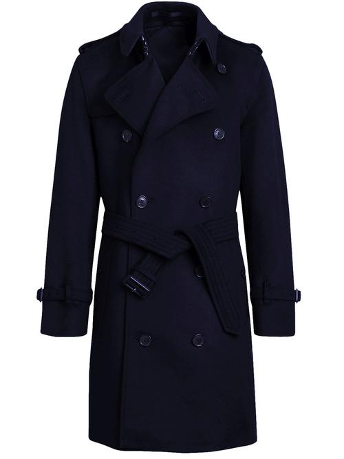 Мужское зимнее пальто арт.203