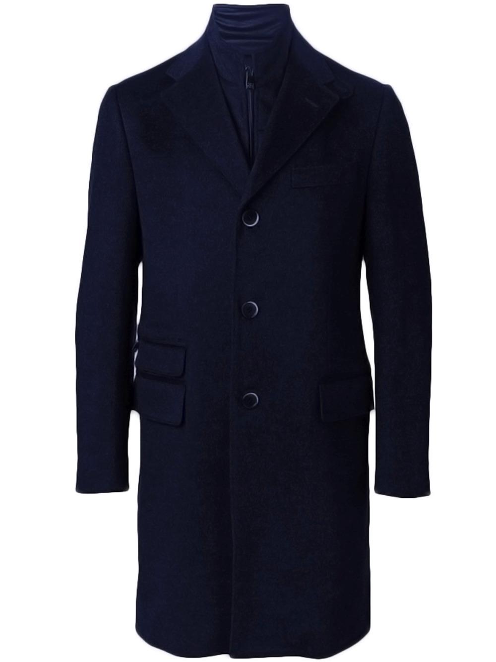 Мужское зимнее пальто арт.201