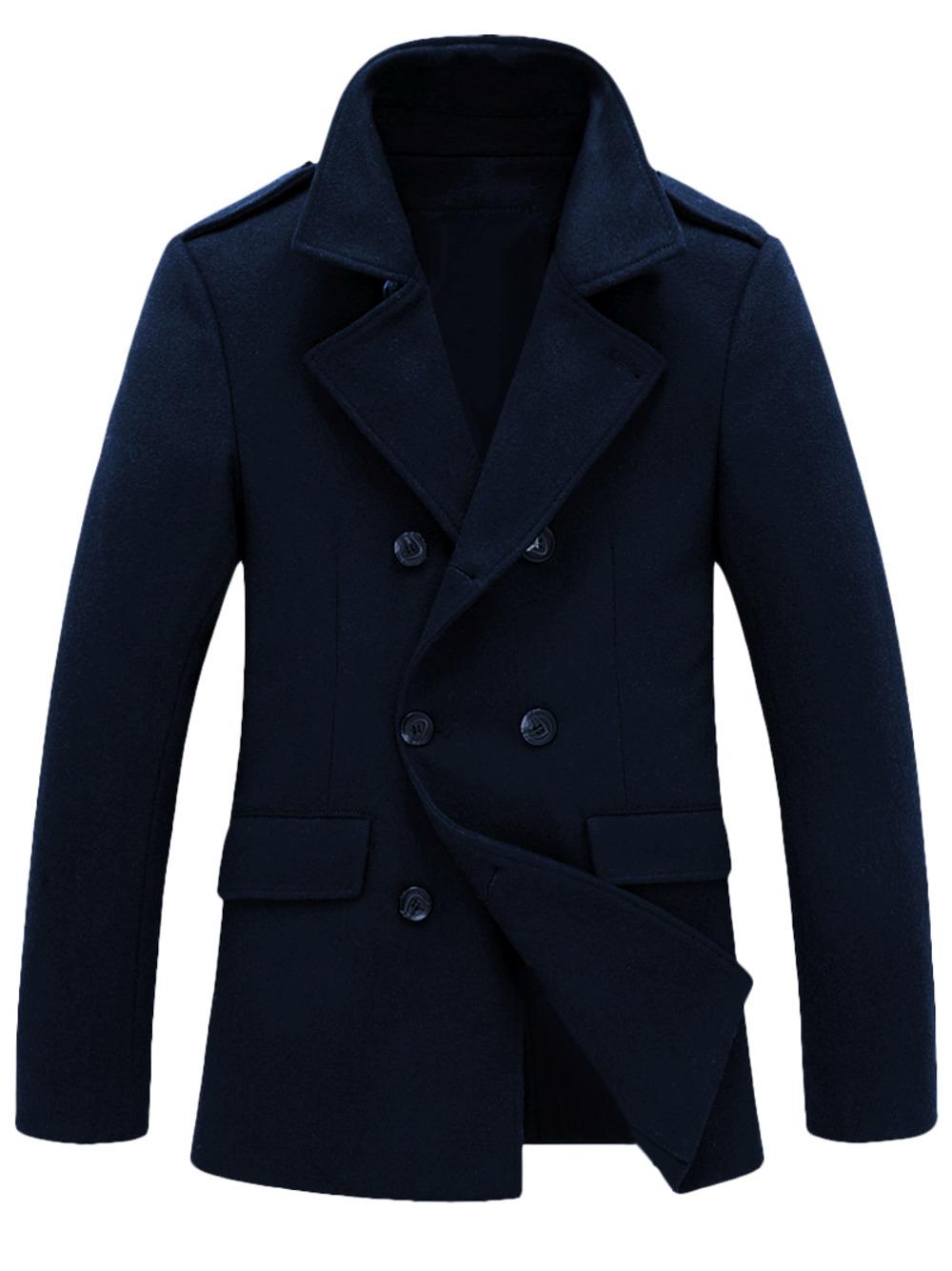 Мужское зимнее пальто арт.402