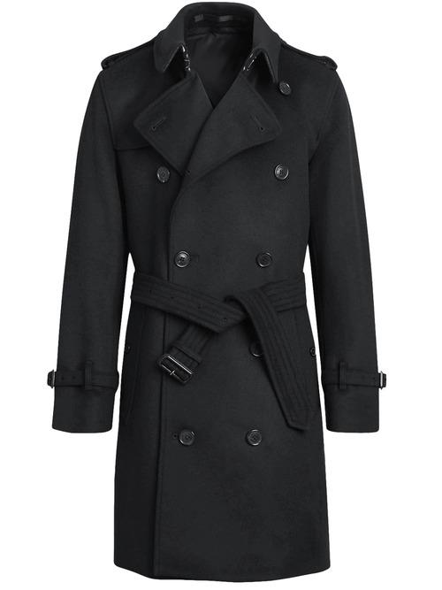 Мужское зимнее пальто арт.204