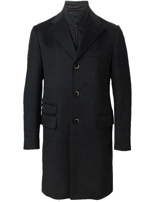 Мужское зимнее пальто арт.202